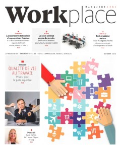 Workplace magazine n° 261